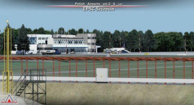 Files - POLISH AIRPORTS VOL  2 X V4 DEMO - Avsim su