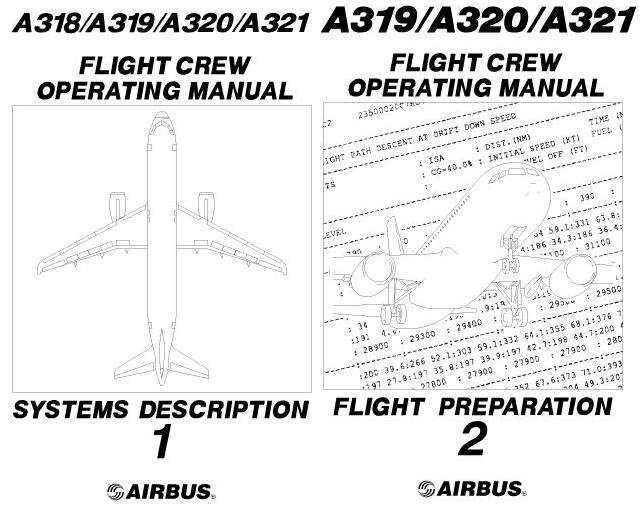 full a320 fcom vol 1 2 3 4 aviation documents avsim su rh avsimrus com A320 Flight Deck flight crew operating manual airbus a320