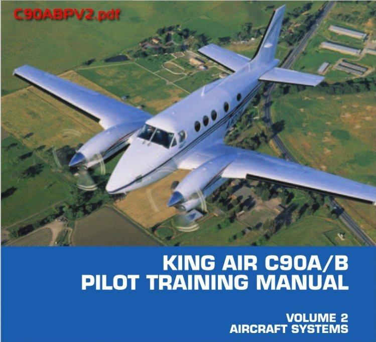 files sa227 manuals flightsafety afm avsim su rh avsimrus com King Air 350 King Air C90 Interior