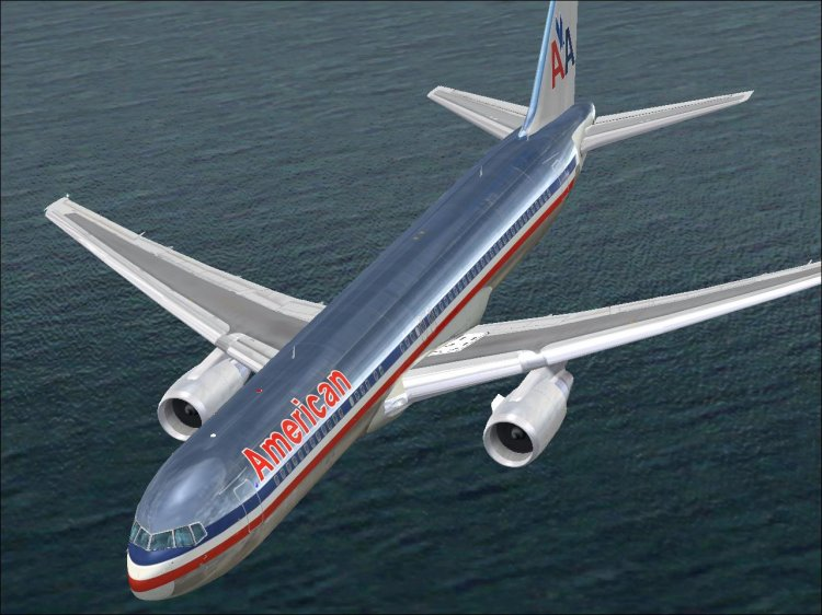 Files - American Airlines livery for the Boeing 767-300