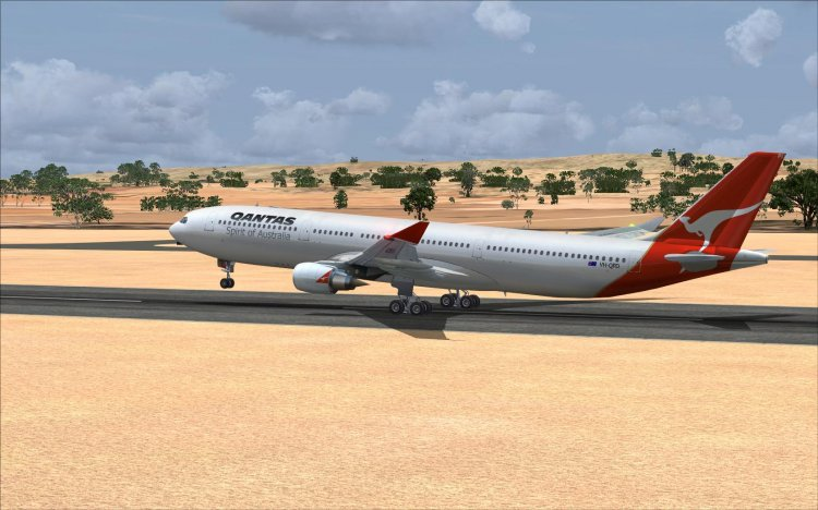 FS2004 Aircraft Liveries and Textures - Files - Fictional livery for