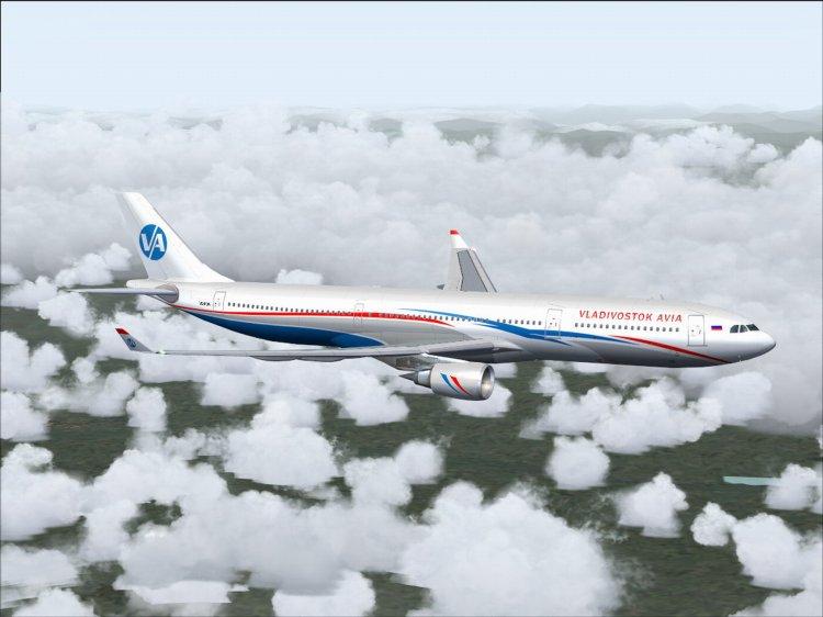 Aviation photo #2078072: airbus a330-301 - vladivostok air