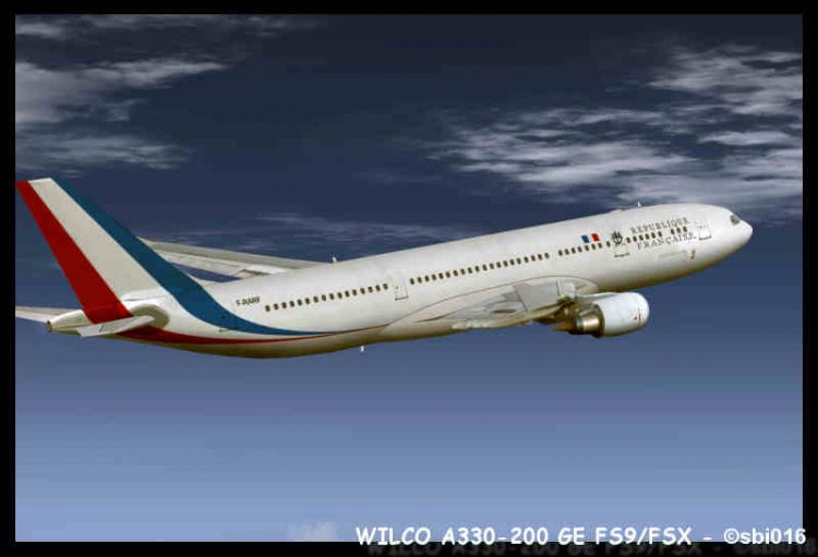 FS2004 Aircraft Liveries and Textures - Files - Airbus A330-300