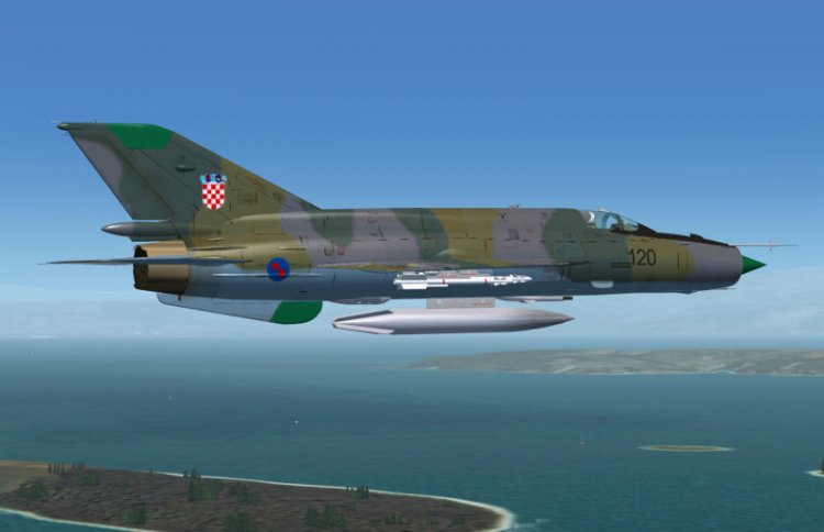 Download file [WWP] - Present Aircraft Line 07 - MiG-21 Fishbed MF-MFN-UM in detail.rar (125,52 Mb) In free mode | Turbobit.net