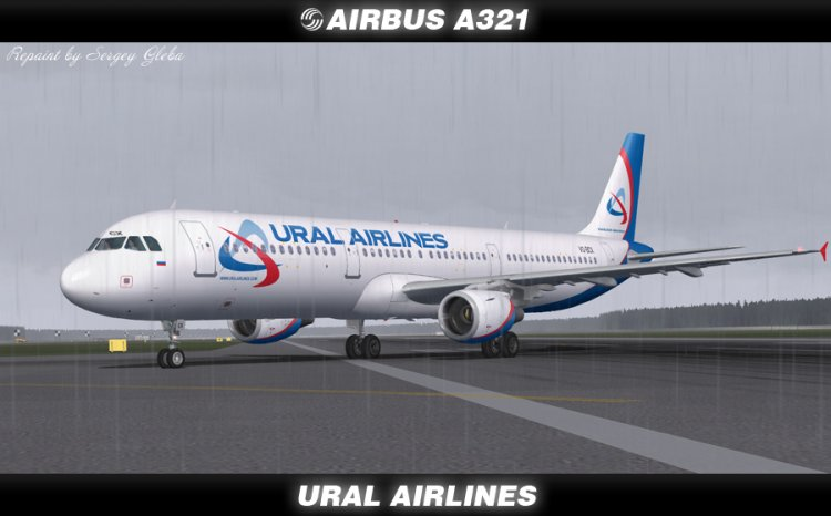 Files - Project Airbus A321 - Ural Airlines - Avsim su