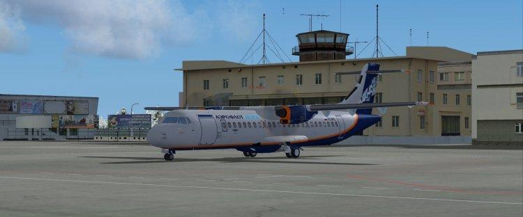 Flight1 ATR License