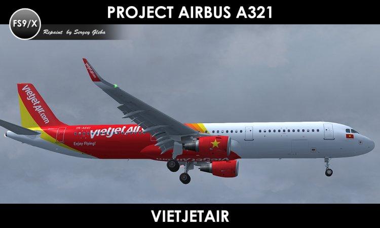 Files - Project Airbus A320 - VietJet Air - Avsim su