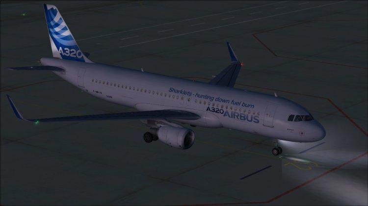 Files - Airbus X Extended A320 Aeroflot VQ-BCM - Avsim su