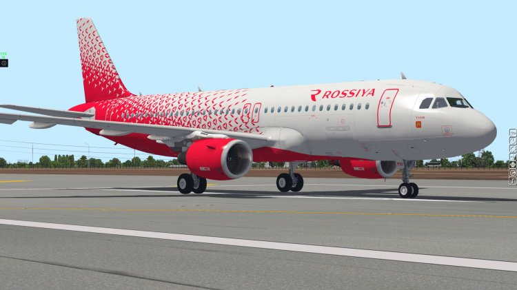 Files - Aerosoft Airbus A320 - Аeroflot, «PBC CSKA Moscow» livery