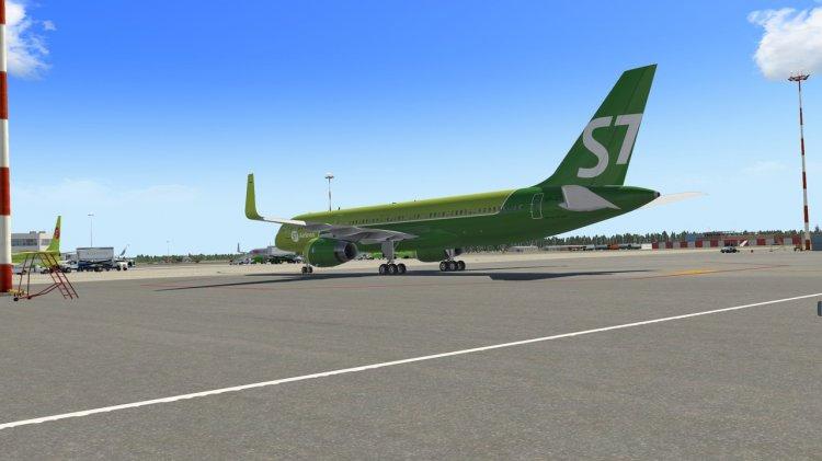 X-Plane Liveries and Textures - Files - Transaero EI-UNL for