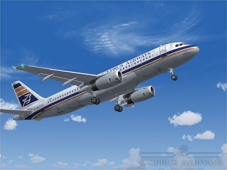Files - Airbus A320-200 AEROFLOT - Avsim su