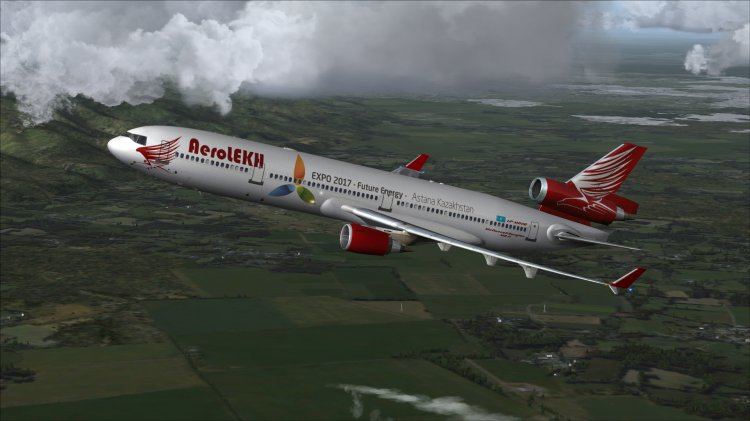 Fsx Pmdg Md-11 Liveries Related Keywords & Suggestions - Fsx