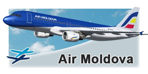 Files - Air Moldova ER-AXV Livery for Flight Sim Labs A320X