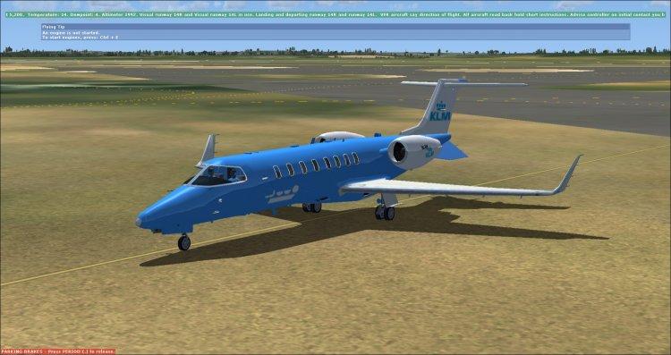 Files - Bombardier Learjet 45 S7 Airlines - Avsim su