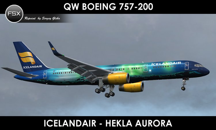Qw 757 united