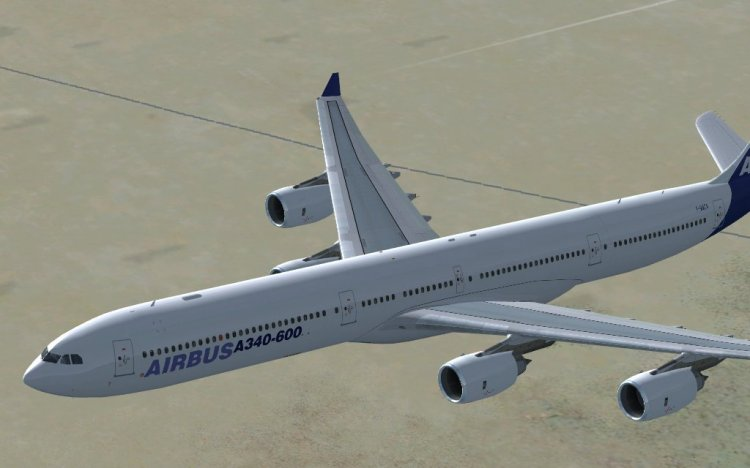Files - Airbus A330-200 Thomas Ruth - Avsim su