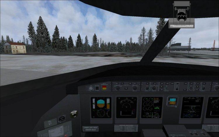 FSX Aircrafts - Files - Bombardier Global Express XRS - Avsim su