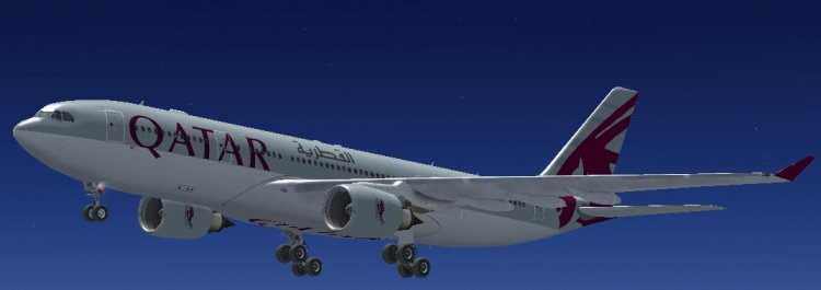Files - Airbus A330-200 Thomas Ruth - Avsim su