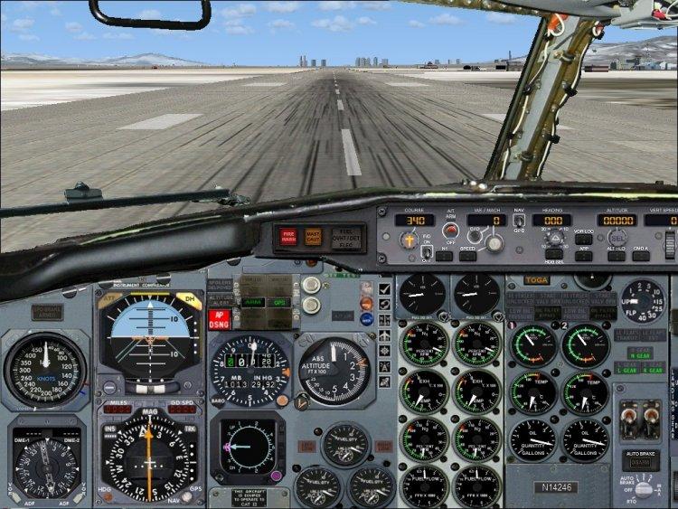FSX Aircrafts - Files - BMI Baby 733 - Avsim su