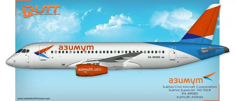 FSX AI Traffic Aircrafts - Files - UTT AI Boeing B737-800w