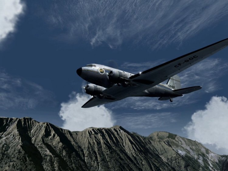 Files - Boenno transport aircraft Hawker Siddeley Argosy