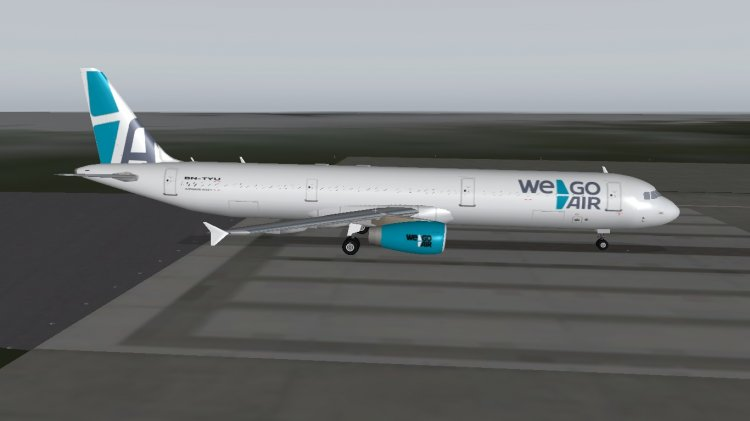 Airbus A321-211 для X-Plane 9, 10, 11!!!! - X-Plane