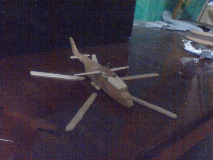 Как сделать вертолет из дерево своими руками 74