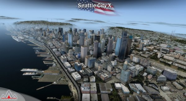 P3D addons with complete sceneries and aircraft - Files - CHICAGO X
