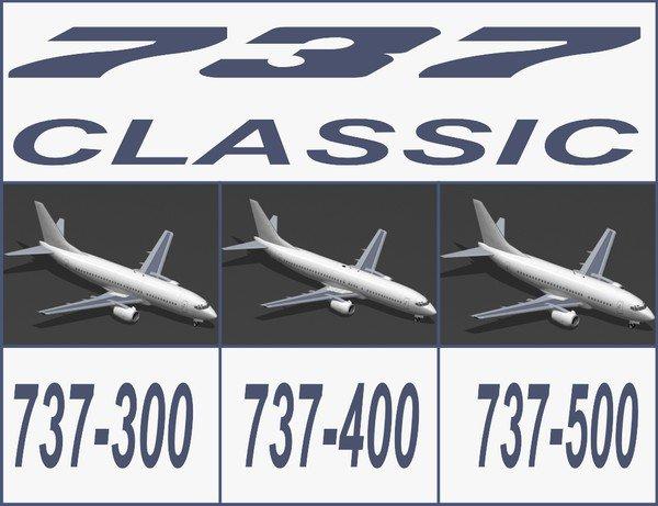 Files - Boeing 737 Classic Pack For PFPX - Avsim su
