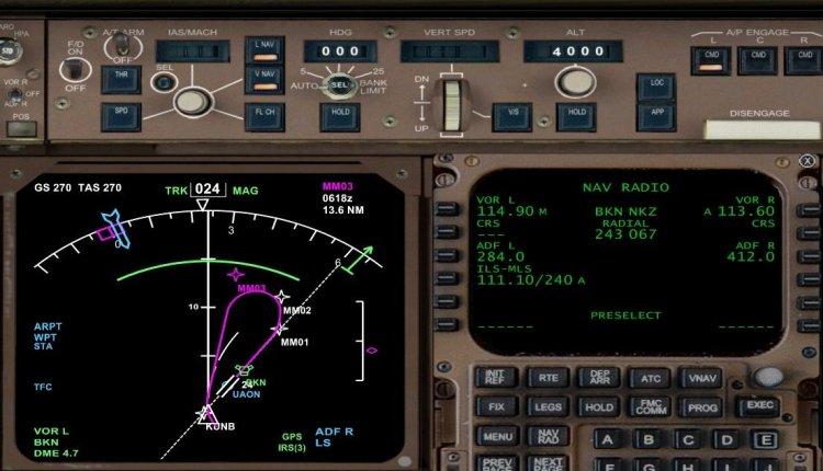 Baykonur Yubileyny / UAON, PMDG FMC Data  - For Pilots - Avsim su