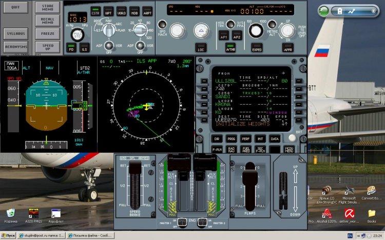 FMGS A-320 real trainer - Misc - Avsim su