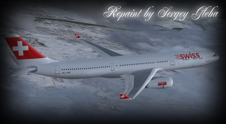 FS2004 Aircraft Liveries and Textures - Files - WILCO AIRBUS A330