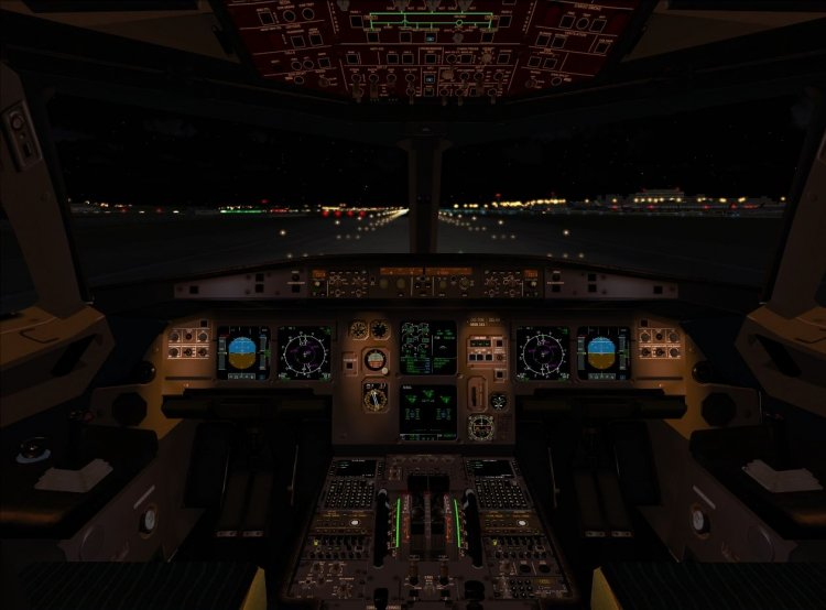 Files - Virtual cockpit textures mod for PMDG MD-11X by