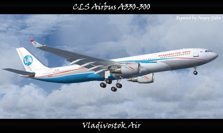 Files - BlackBox Simulations Airbus A330-200 - VIM Airlines