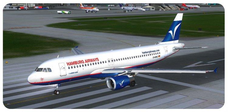Airsimmer A320 Для Fs2004 video