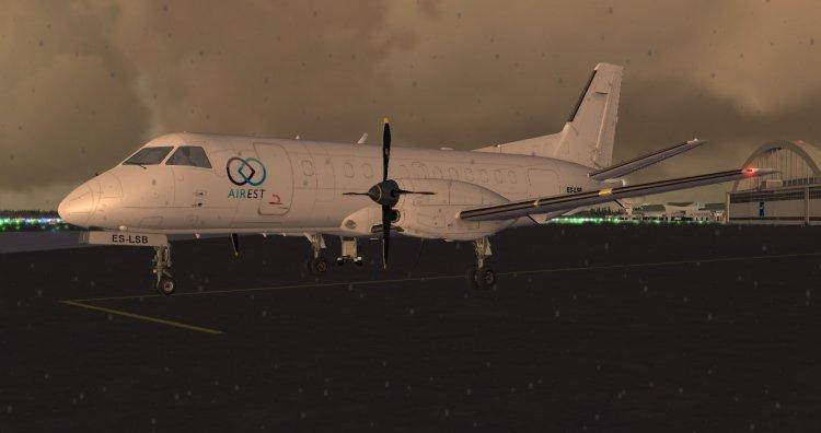 FFS SAAB 340 - Airest - FS2004 Aircraft Liveries and