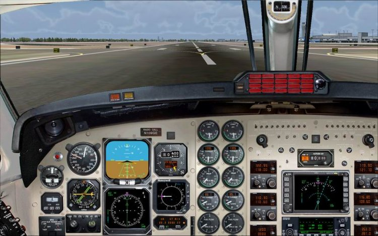FS2004 Aircraft Panels - Files - Indicator trimmer PB to