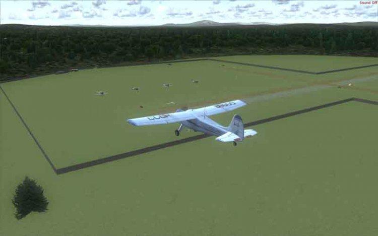 FS2004 Sceneries - Files - Riga Airport - Avsim su