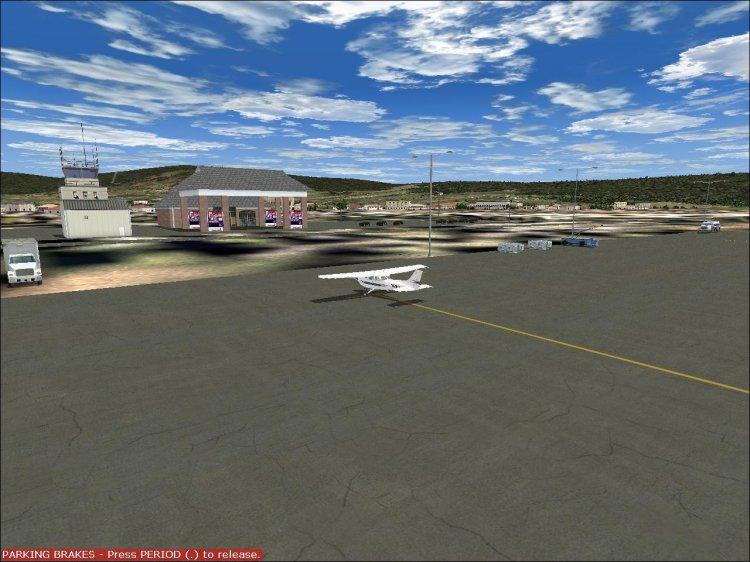 Kapan (UGKP) airport - FS2004 Sceneries - Avsim su
