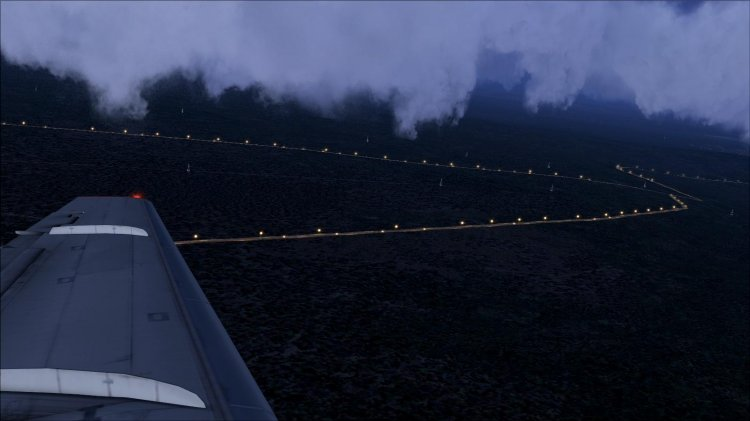 FS2004 Effects and Addons - Files - Animated evening and