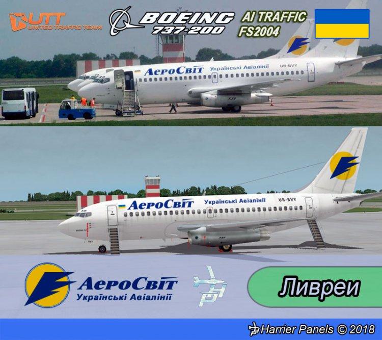 FS2004 AI Traffic Aircrafts - Files - Il62M Aviaenergo