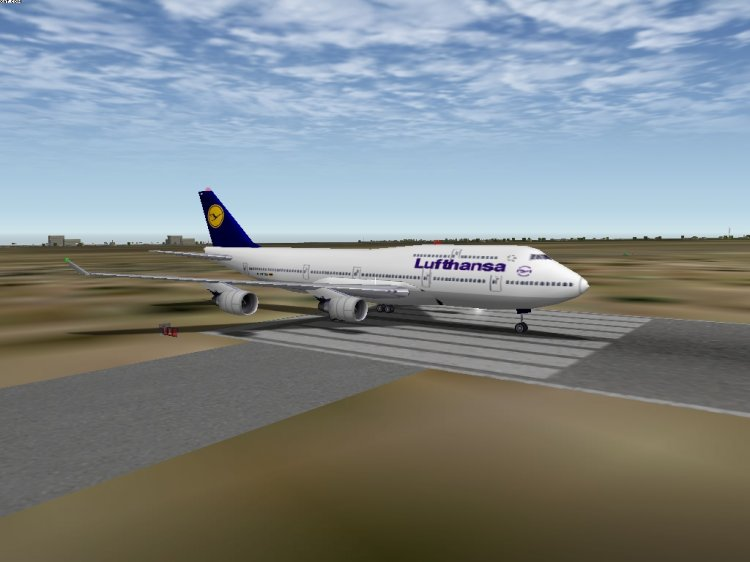B747-400 Lufthansa - X-Plane Liveries and Textures - Avsim su