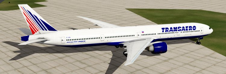 Files - Transaero EI-UNL for Boeing 777-300ER Ramzzess