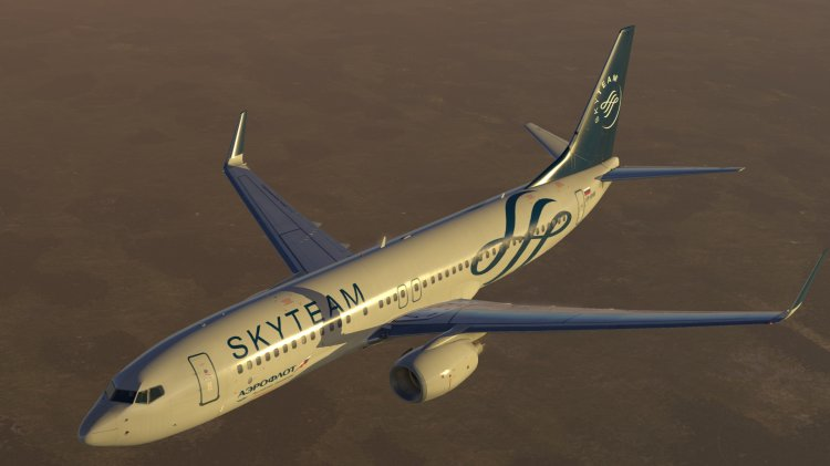 X-Plane Liveries and Textures - Files - S7 Airlines for Tupolev Tu