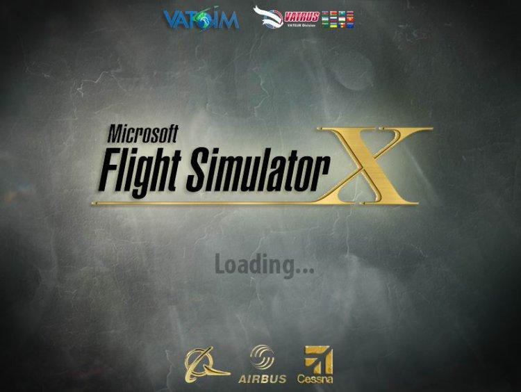 FSX Splash Screens - Files - Another spleshka - Avsim su