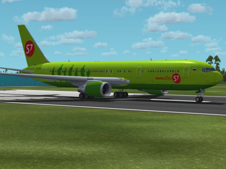Level D 767-300er