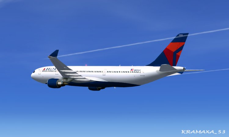 Files - Wilco A330-200GE Delta New color - Avsim su