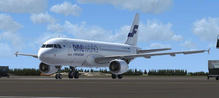 Aerosoft A320 Liveries