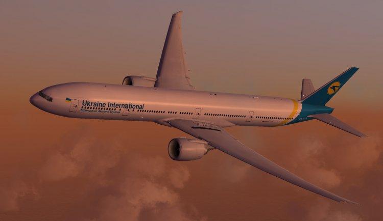 Files - PMDG Boeing 777-300ER Ukraine International Airlines - UIA