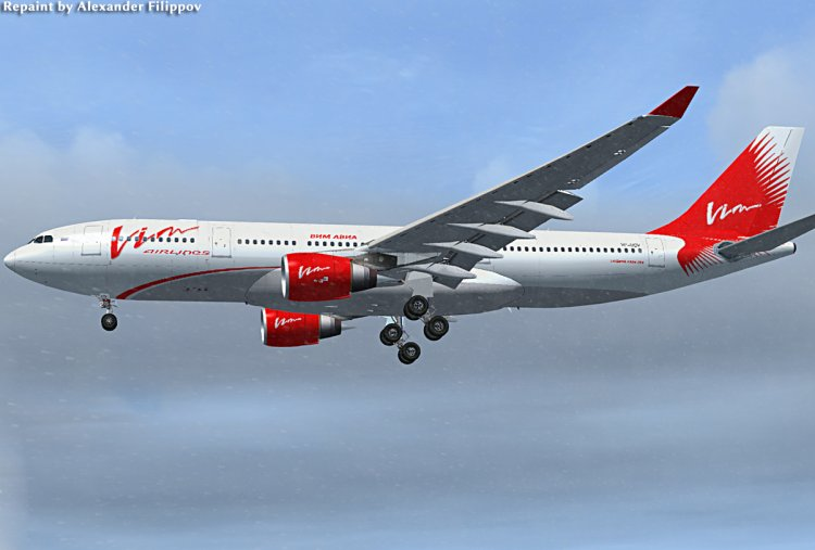 Files - BlackBox Simulations Airbus A330-200 - VIM Airlines
